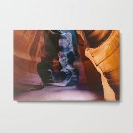 Antelope Canyon #society6 #buyart #homedecor #decor Metal Print