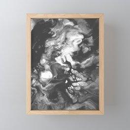LOVE WILL TEAR US APART Framed Mini Art Print