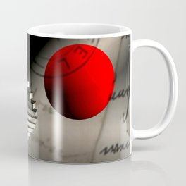 when I lived in Paris Coffee Mug