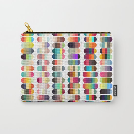 Palette color 100 Carry-All Pouch
