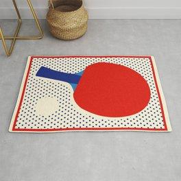 Ping Pong Dots Rug