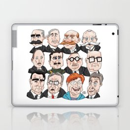 Presidents of Finland Laptop & iPad Skin