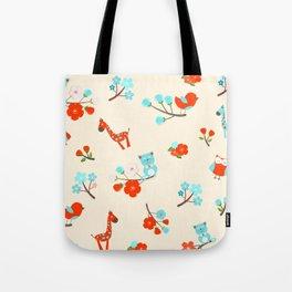 Children Decor Tote Bag
