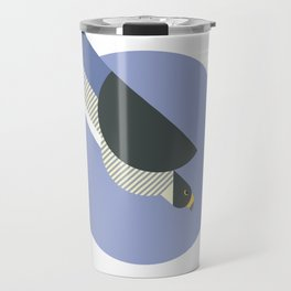 Peregrine Falcon vector illustration Travel Mug