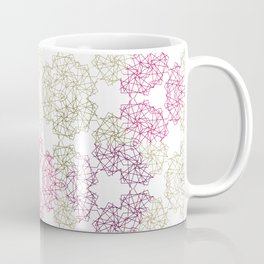 FlowerNet Coffee Mug