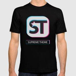 Supreme WordPress Theme T-shirt