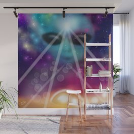 Cosmic Beauties Wall Mural