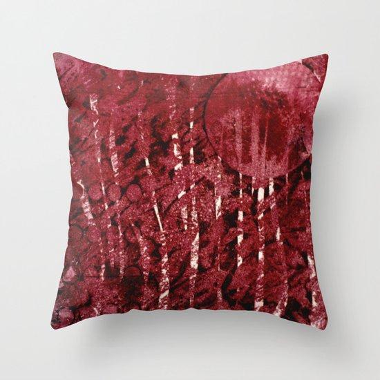 Atlantis IV Throw Pillow