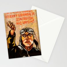 propaganda 1 Stationery Cards