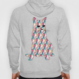 Cute cats pattern Hoody