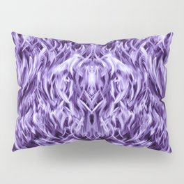 Abstract painting color texture Pillow Sham