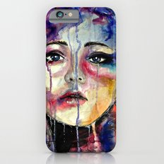 Colourful Tears Slim Case iPhone 6s