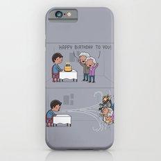 Super Birthday Slim Case iPhone 6s