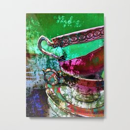 MADHATTER'S TEAPARTY #1 Metal Print