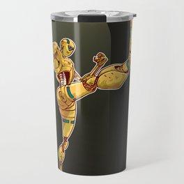 Capoeira Cyborg n°2 Travel Mug