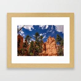 Bryce Canyon National Park, Utah - 1 Framed Art Print