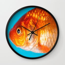 goldfish Wall Clock
