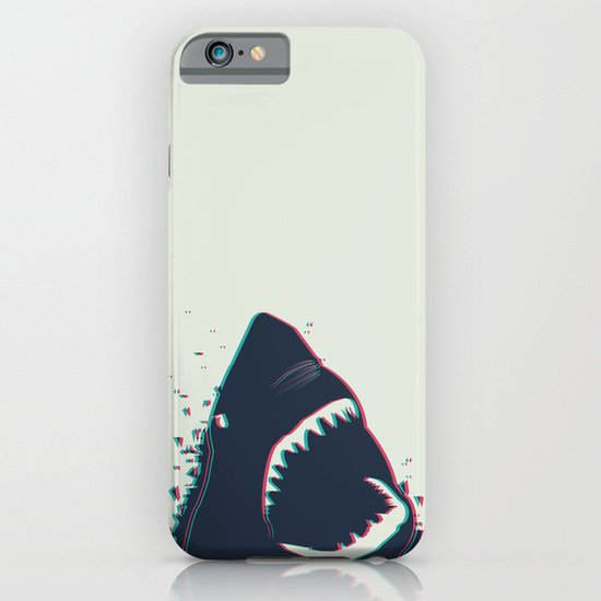 Shark Attack! iPhone & iPod Case