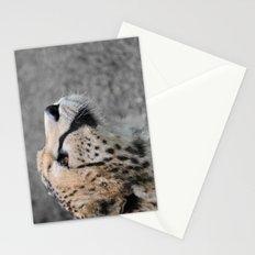 Cheetah 1 Stationery Cards