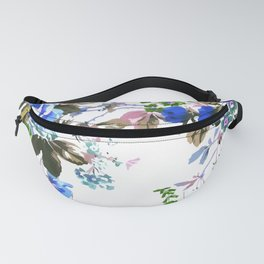 Bouquets with roses 10 Fanny Pack