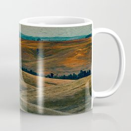 The Beauty of Nothing and Nowhere Coffee Mug