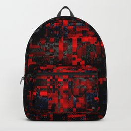 hacked Backpack