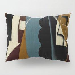 """Juan Gris """"Nature Morte sur une Chaise ( Still Life on a Chair)"""" Pillow Sham"""