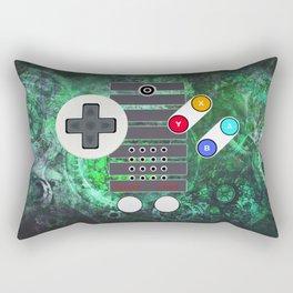 Game Controller Super Steampunk Rectangular Pillow