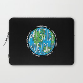 Prestige Worldwide Enterprise, The First Word In Entertainment, Step Brothers Original Design for Wa Laptop Sleeve