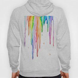 Colorful Icicles Hoody