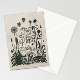 Nouveau Nature Stationery Cards