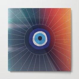Evil Eye Metal Print