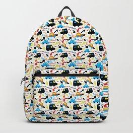 Beep Beep Backpack