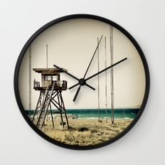 WatchTower Wall Clock