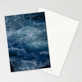 Stormful Ocean Stationery Cards