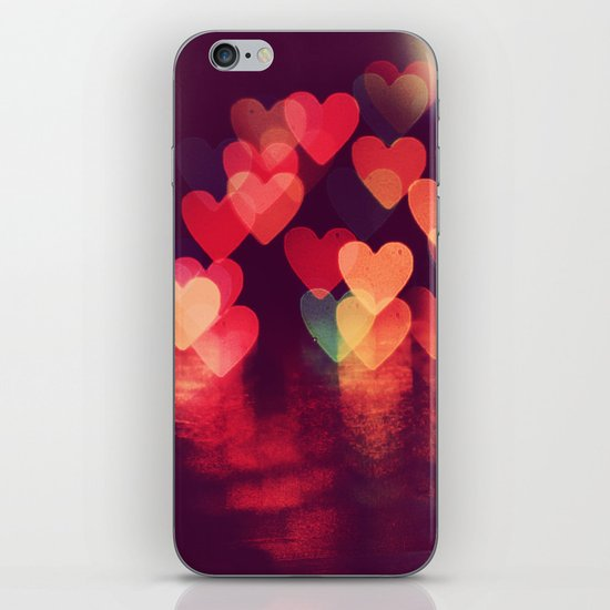 Love LIGHTS iPhone & iPod Skin