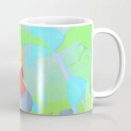 umbrella leaf Coffee Mug