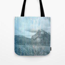 Blue Blue Skies Tote Bag