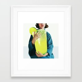 MARGARITA Framed Art Print