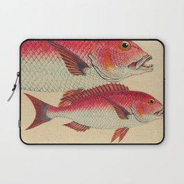 Fish Classic Designs 7 Laptop Sleeve