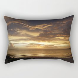 Spectacular Sunset Rectangular Pillow