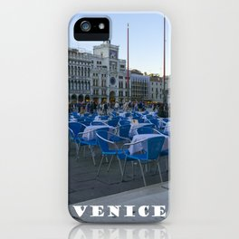 Venice forever 4 iPhone Case