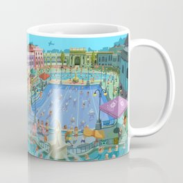 Szechenyi bath Budpest Coffee Mug