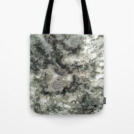 Dragged Tote Bag