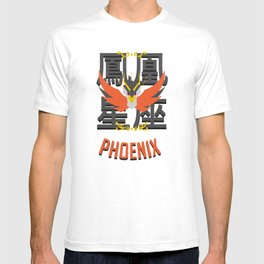 Saint of the Phoenix T-shirt