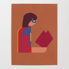 Ms Lady Reads Poster