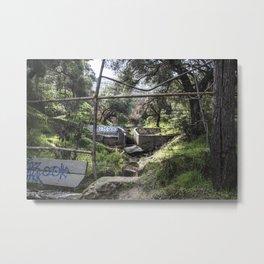 Escape Route Metal Print