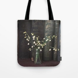 In the Library Tote Bag
