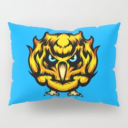 Fire Chick Pillow Sham