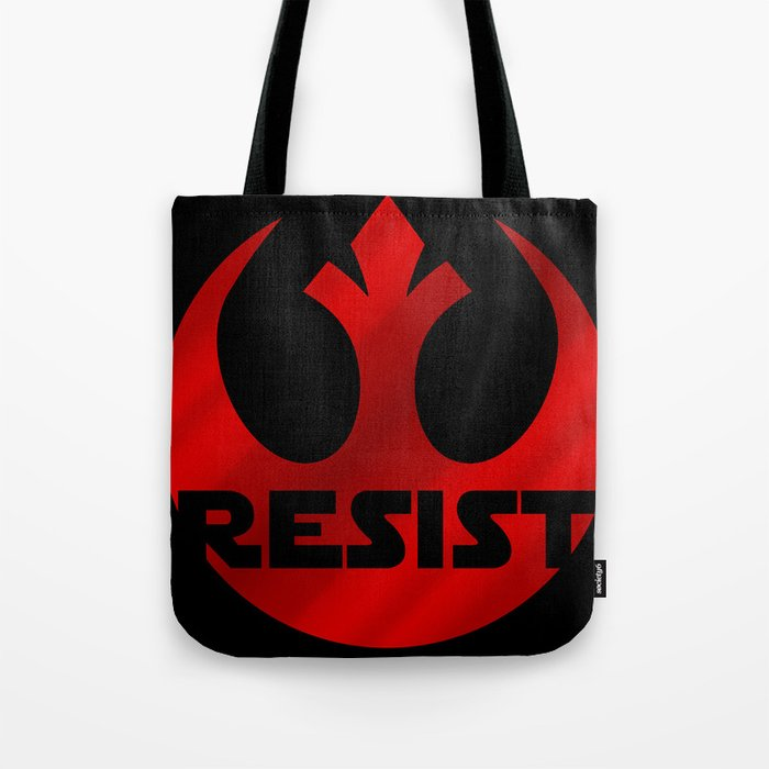 Rebels Resist! Tote Bag